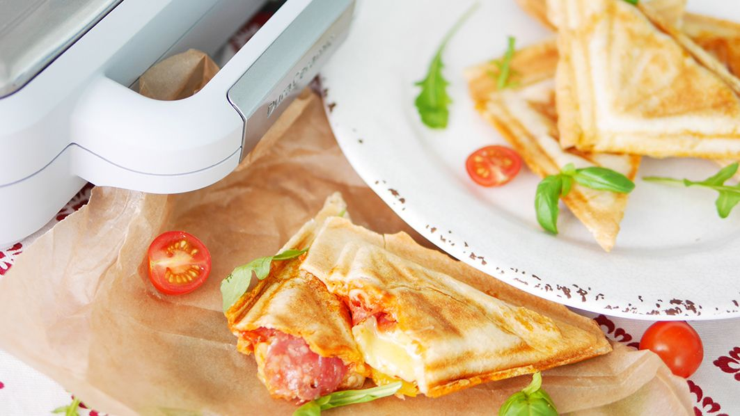 Is a £90 toasted sandwich maker really better than one costing £20?