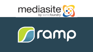 Mediasite by Sonic Foundry Now Integrates with Ramp