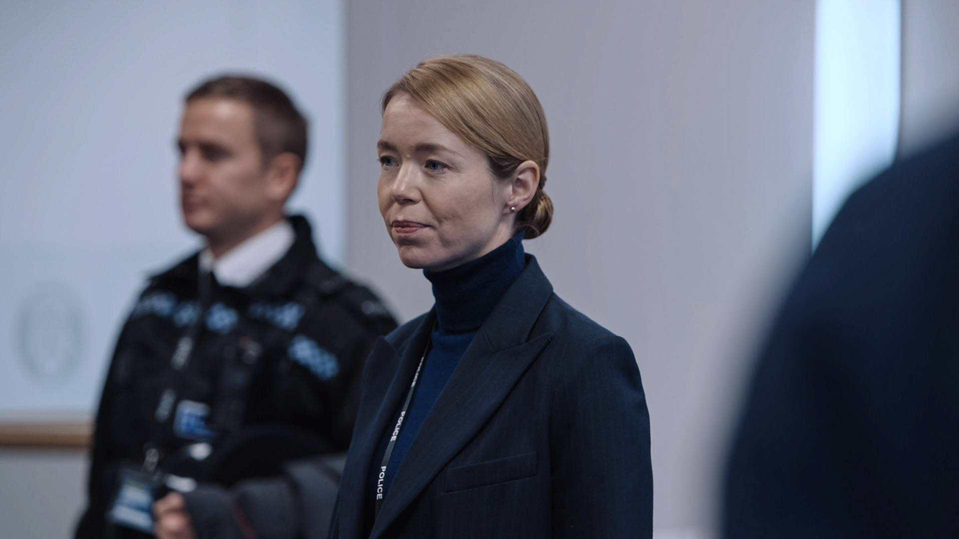 BBC offers fans a first look at Anna Maxwell Martin's return as Patricia Carmichael in Line of Duty