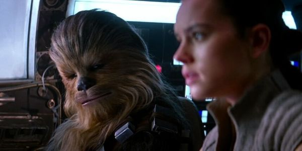 Watch Chewbacca Ride Star Tours With Guests At Disney World