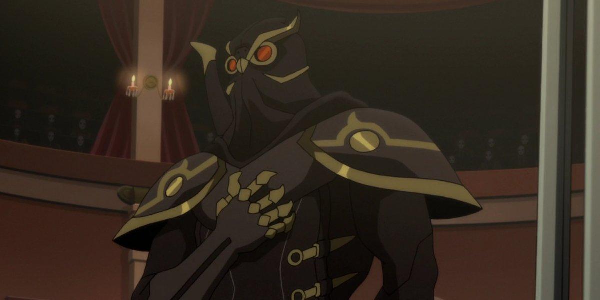 Talon from Batman vs. Robin