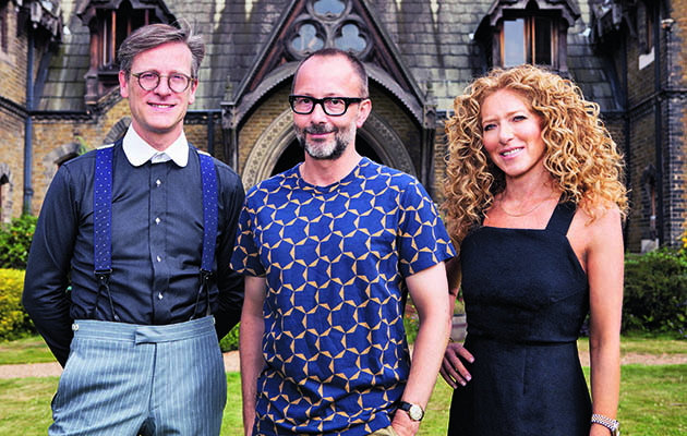 Returning for a fourth series, this nine-part contest is not for the faint-hearted!Architecture historian Tom Dyckhoff presents, with judges Daniel Hopwood and Kelly Hoppen scrutinising the contestants' every move.