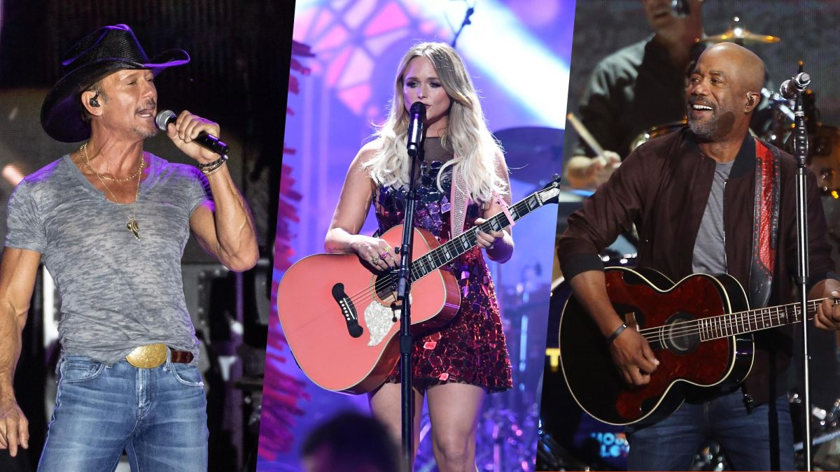 How to watch CMT Celebrates Our Heroes online with Tim McGraw, Miranda Lambert and more
