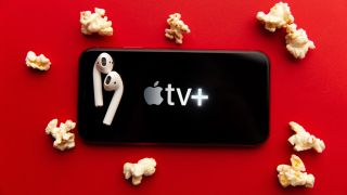 Apple TV+ sur iPhone