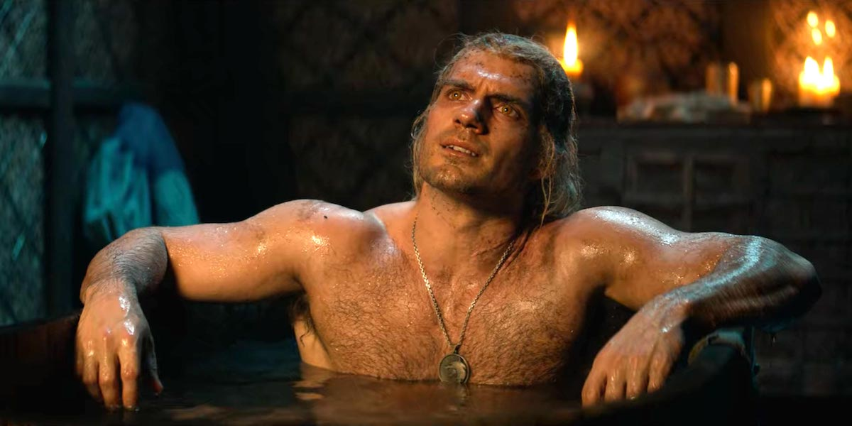 Why The Witcher Went Out Of Its Way To Include Bathtub