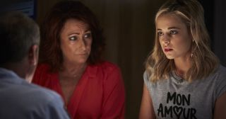 Olivia Fraser Richards in Home and Away
