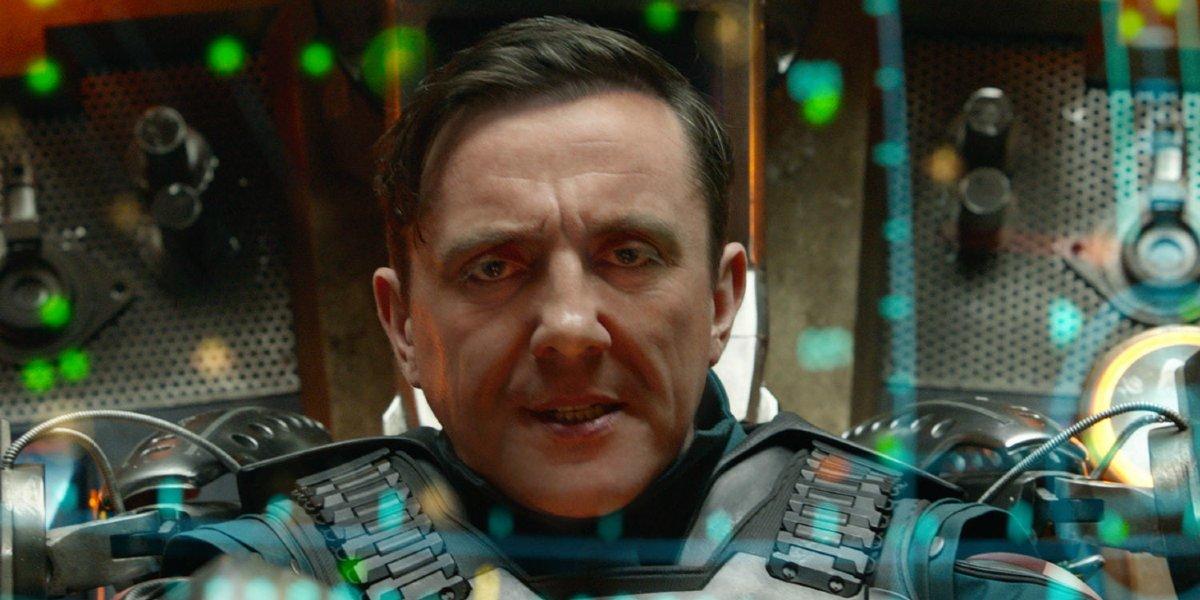 Peter Serafinowicz in Guardians of the Galaxy