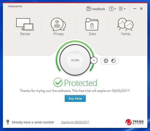 Trend Micro Antivirus+ Security Review - Pros, Cons and Verdict