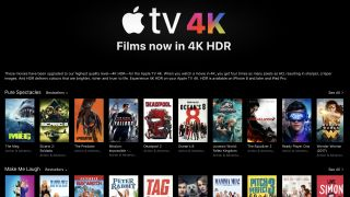 Mega Movie Week sale: iTunes 4K HDR films available from £1.99