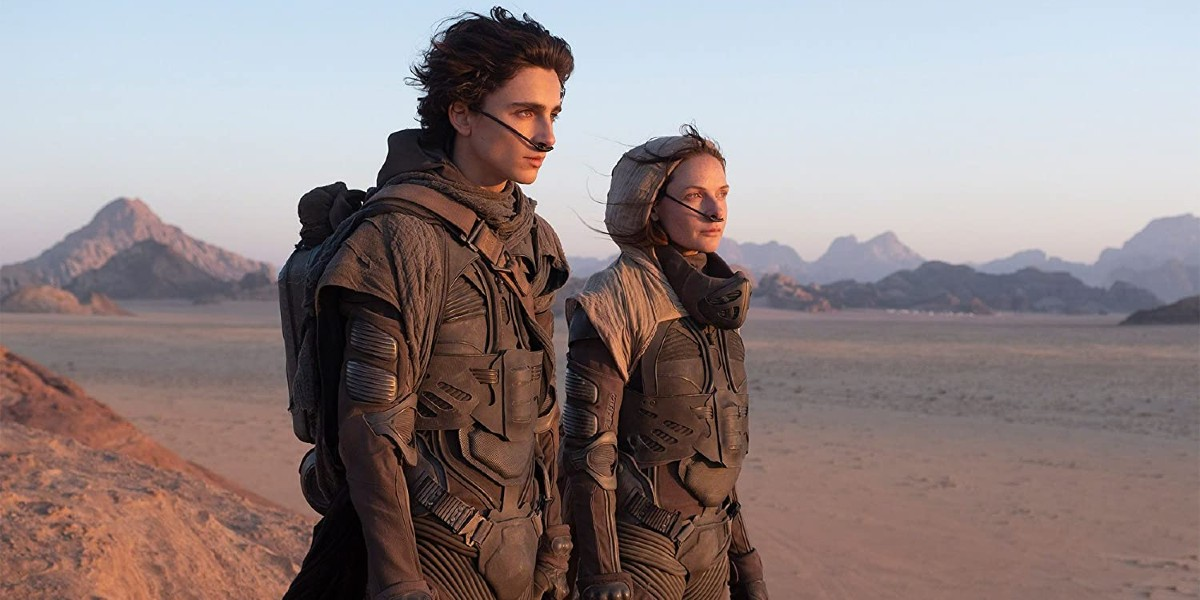 Why Dune's Timothee Chalamet Needed To Play The Lead, According To Denis Villenueve