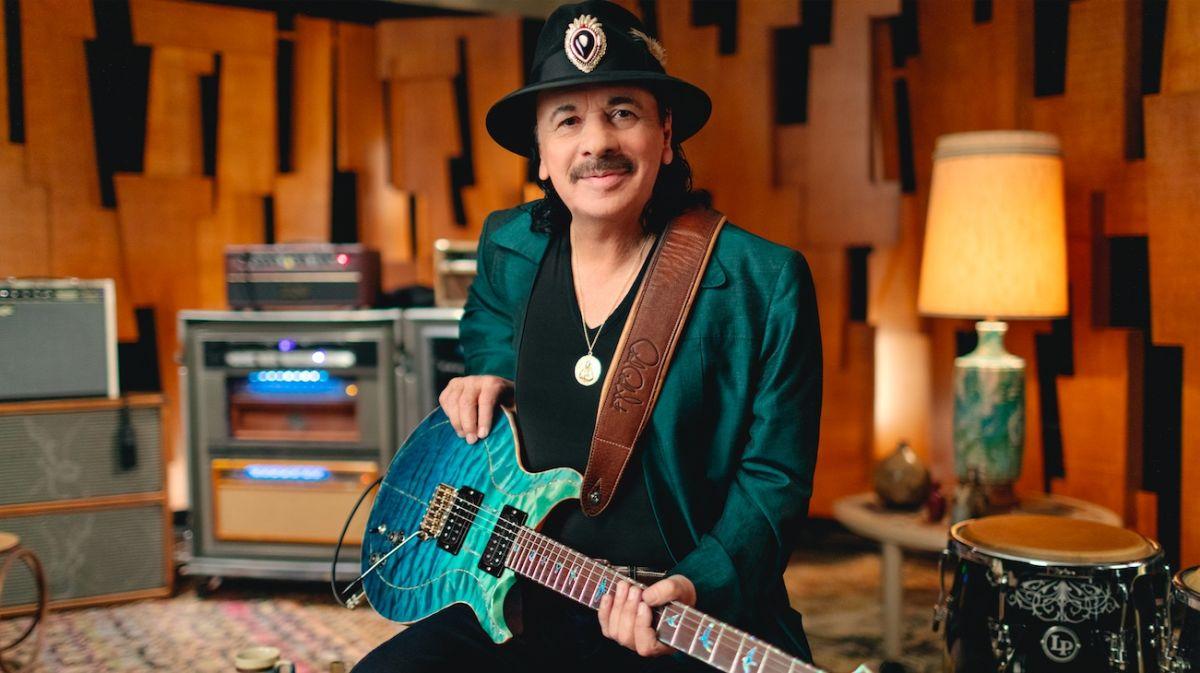 Carlos Santana to Offer Online Guitar Lessons Through MasterClass