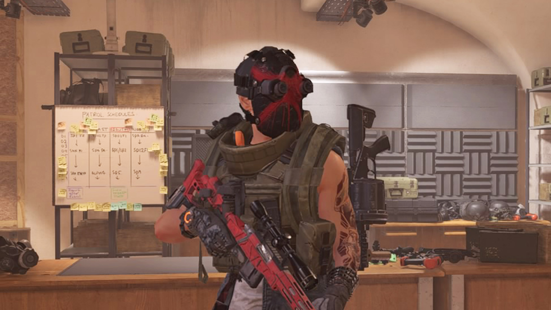 Division 2 Builds: How to build your character and dominate