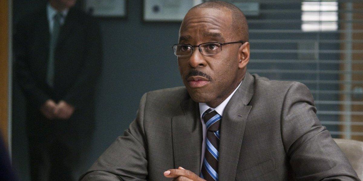 Agent Jim Block (Courtney B. Vance)