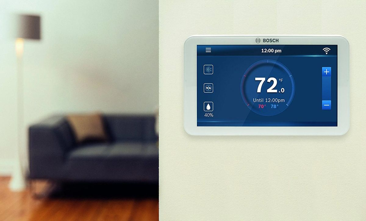 Bosch Bcc100 Thermostat Review  Attractive And Affordable