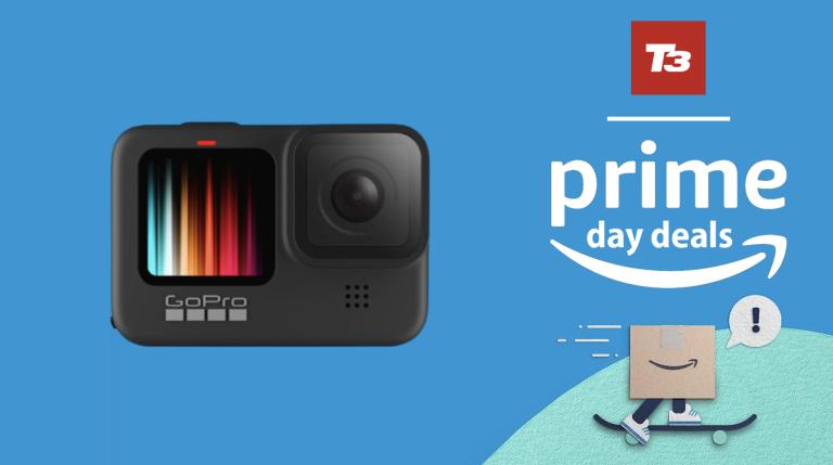 GoPro Hero 9 Black Amazon Prime Day deals 2020