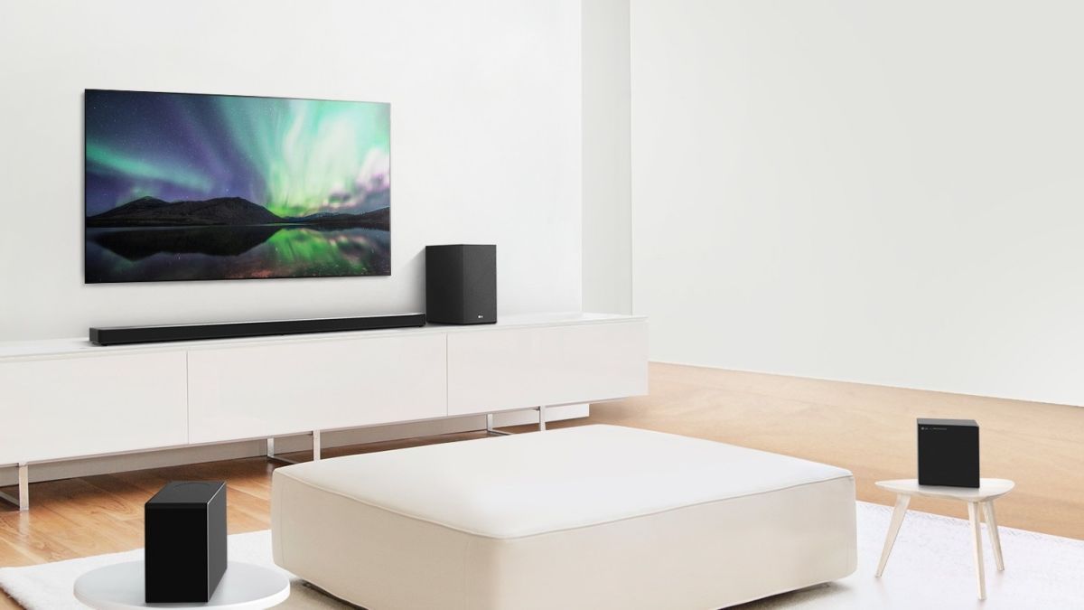 LG teases 2020 soundbars with Dolby Atmos and DTS:X