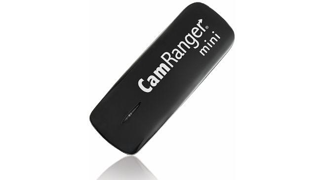 Nuevo CamRanger Mini – control remoto de cámara más conveniente que nunca