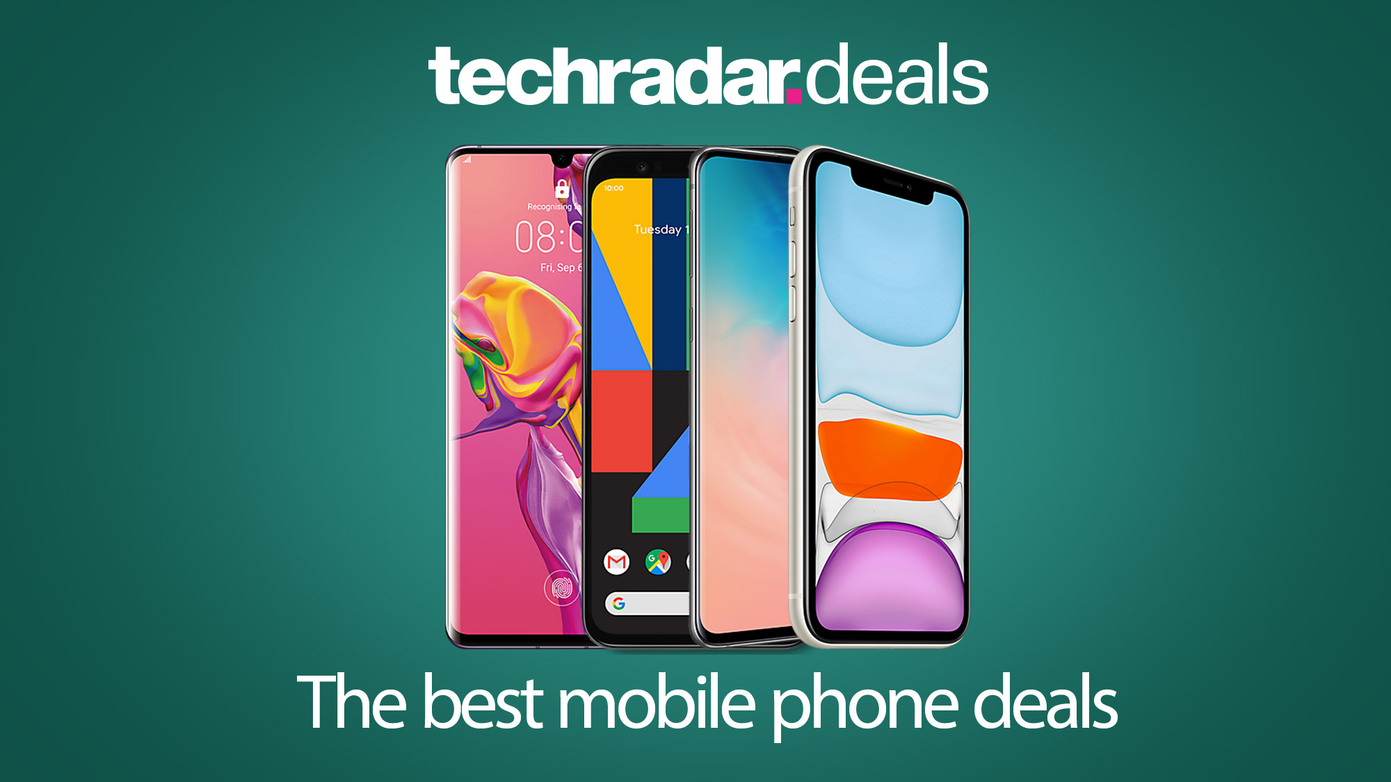 best sim free mobile phone deals uk