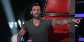 After Trash-Talking Wedding Plans, Adam Levine Apparently Did Not Attend Blake Shelton And Gwen Stefani's Wedding