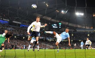 Soccer – Barclays Premier League – Manchester City v Tottenham Hotspur – City of Manchester Stadium