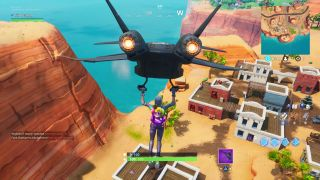 How To Get Fortnite Fortbyte 16 Found In A Desert House With Too