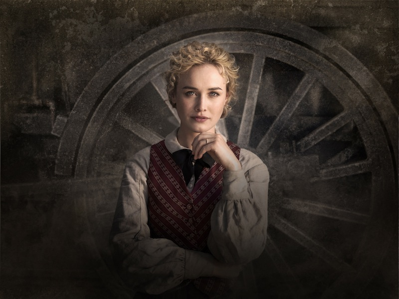New Hell On Wheels Trailer And Character Photos #19439