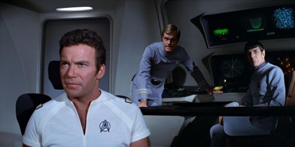 Star Trek The Motion Picture Almost Had Captain Kirk