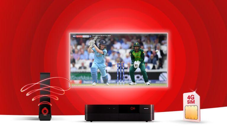 Virgin Media TV Bundle Price
