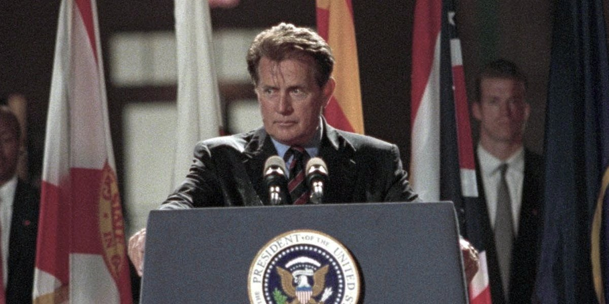 Martin Sheen on The West Wing