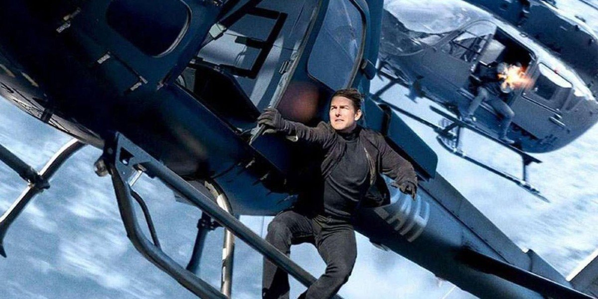 Tom Cruise - Mission: Impossible — Fallout