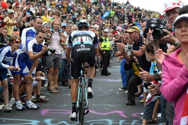 Niki Terpstra, Tour de France 2014, stage two