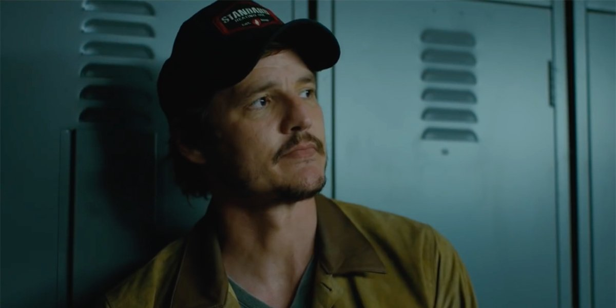 Pedro Pascal in Triple Frontier