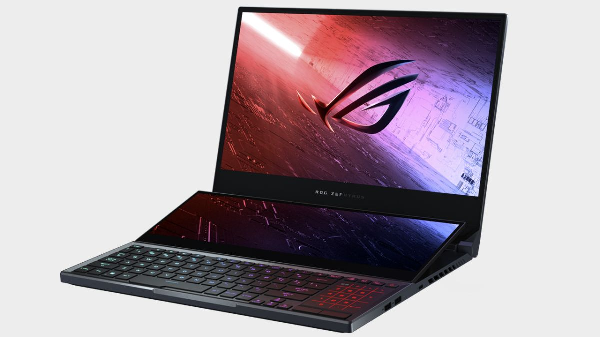 The new ASUS Zephyrus Duo 15 is a dual-screened gaming behemoth that'll instantly replace your PC