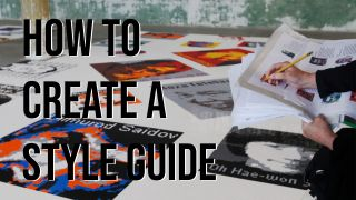 How to create a style guide.