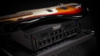 Mesa/Boogie Subway bass amp