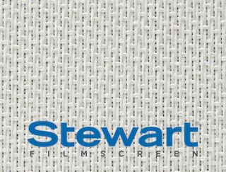 Stewart Filmscreen Introduces Harmony Acoustically Transparent Woven Screen Material
