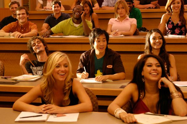 Scantily Clad Trailer And Images For Van Wilder: Freshman Year #7968
