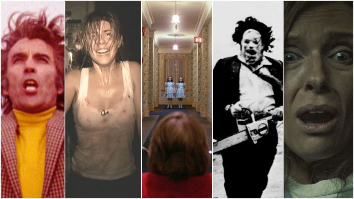 The 30 Best Horror Movies That Will Haunt You Long After The Credits Roll Gamesradar