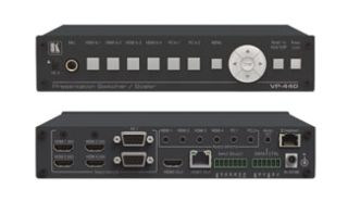 Kramer Adds Powerful, Compact ProScale Presentation Scaler/Switcher