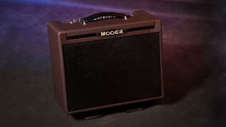 Mooer SD50A acoustic guitar amp