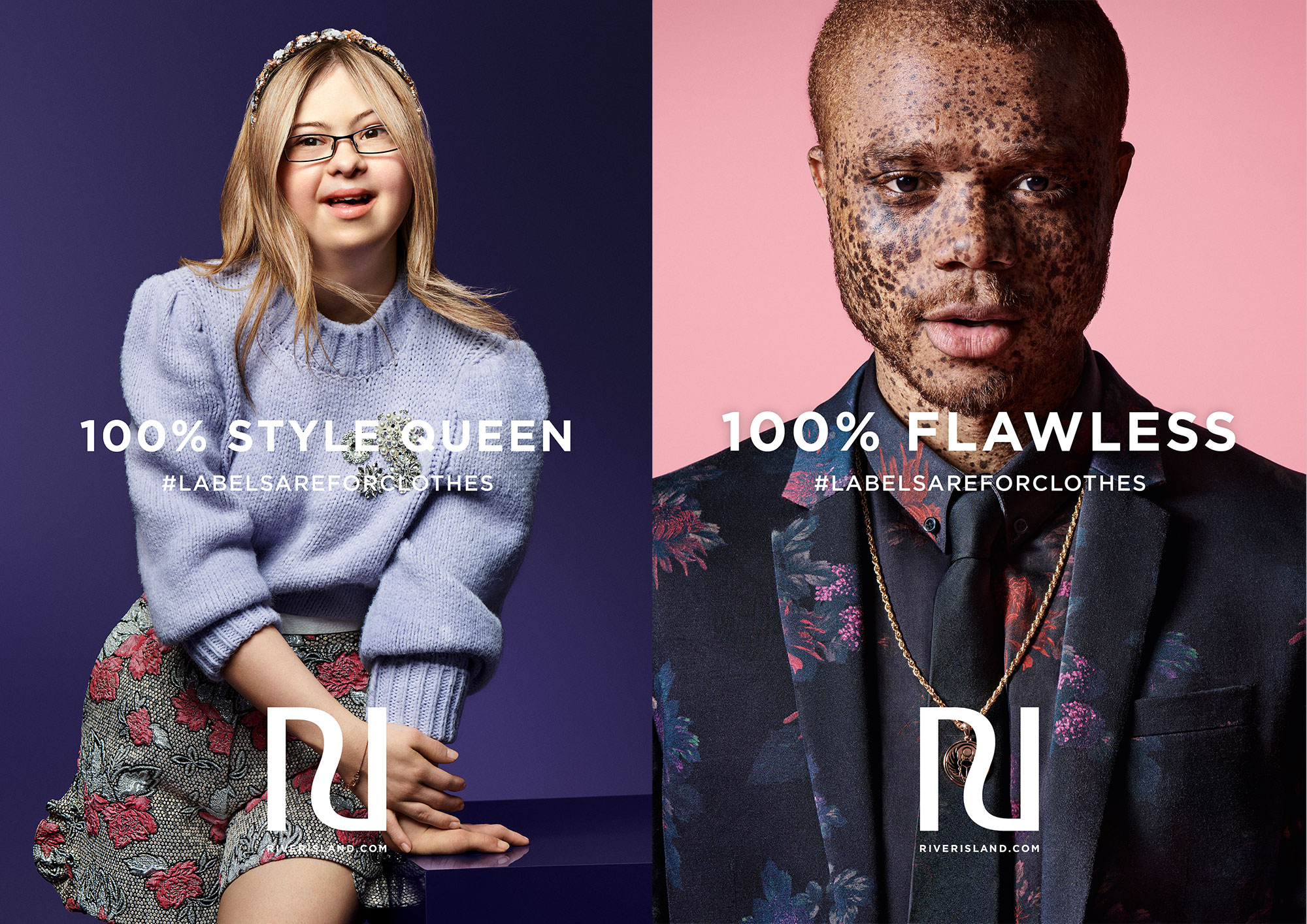 Is this the most inclusive fashion ad campaign around? | Creative Bloq