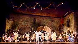 Pennsylvania Ballet and Clay Paky