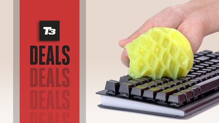 ColorCoral Keyboard Cleaner Cleaning Slime Putty