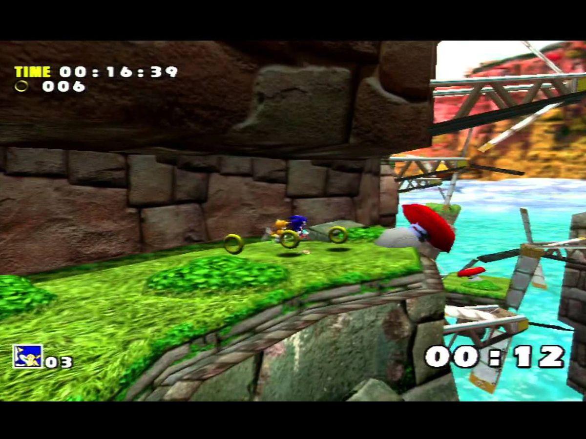 Sonic 3d Fan Games Free Download