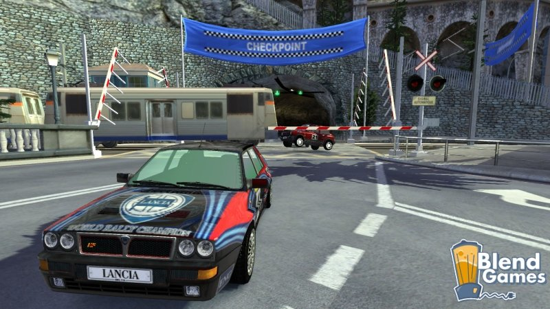 Konami's GTI Club Exclusively Available On PS3 #5149