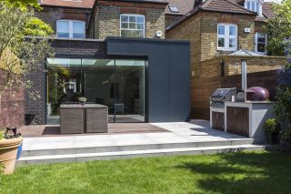 How much does an extension like this single-storey cost
