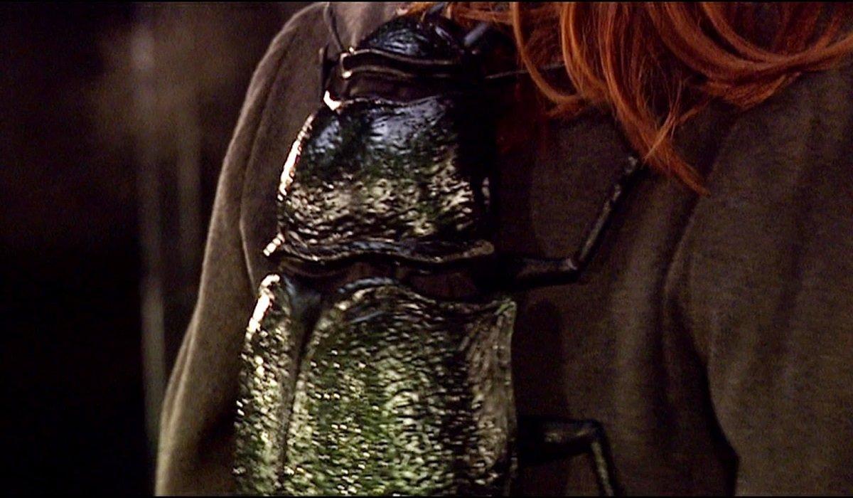 Time Beetle Doctor Who