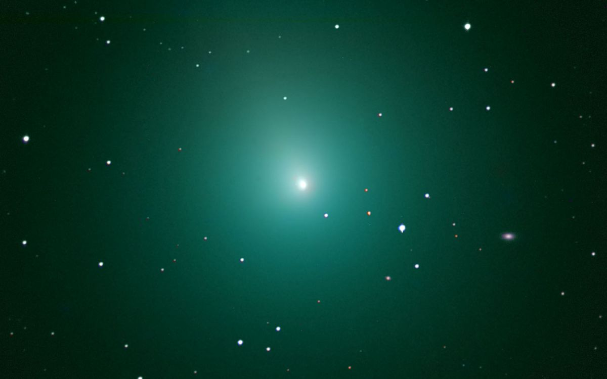 Geminid Meteor Shower and Shining Comet 46P/Wirtanen Star in Slooh Webcast: How to Watch