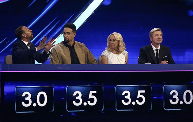 Dancing On Ice Judge Jason Gardiner The Mr Nasty Tag Is Lazy And Boring