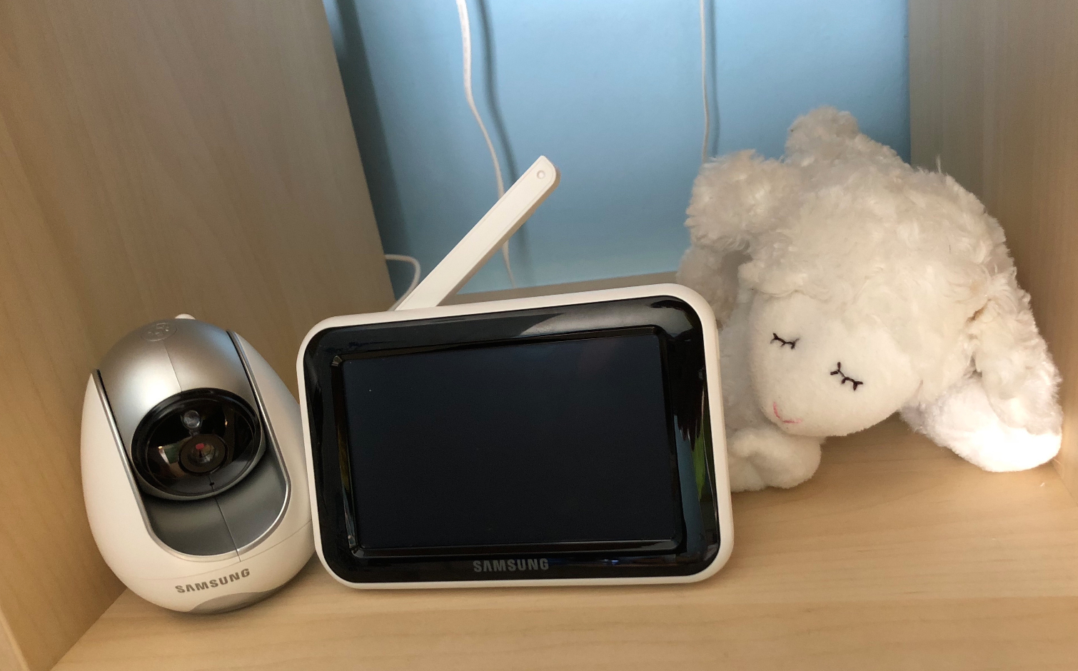 Samsung Wisenet BabyView SEW-3053W Review: Baby Monitor Has